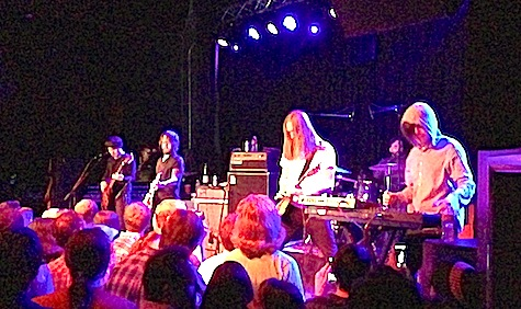 Desaparecidos at The Waiting Room, Oct. 22, 2013. The band returns to The Waiting Room tonight.