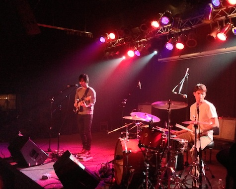 The Dodos at The Waiting Room, Oct. 6, 2012.