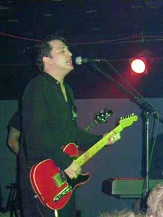 TBT: Greg Dulli of Twilight Singers at Sokol Underground, Nov. 7, 2003.
