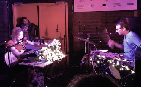 Eros and the Eschaton brought the drone to Valhalla.