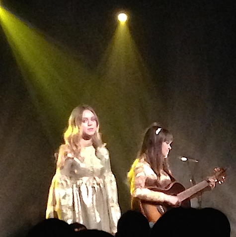 First Aid Kit at The Waiting Room, June 2, 2014.