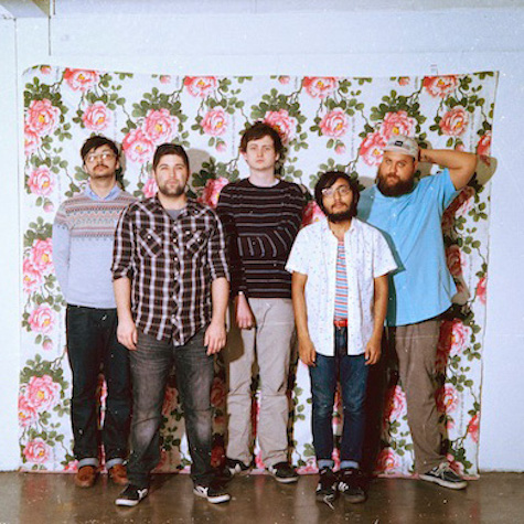 Foxing plays tonight at Slowdown Jr.