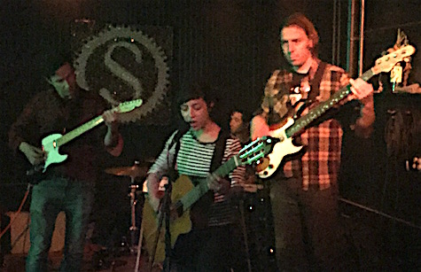 Foxtails Brigade at The Sydney, April 9, 2016.
