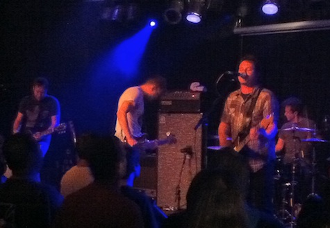 The Get-Up Kids at The Waiting Room, July 7, 2011.