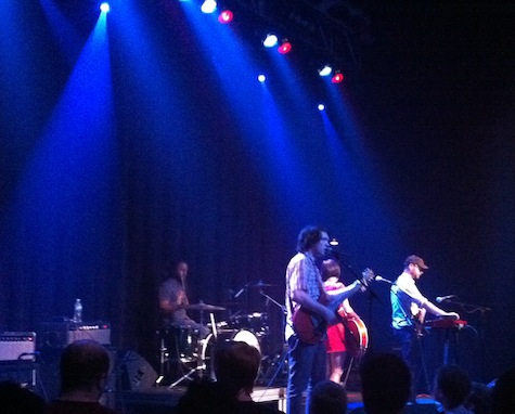 The Good Life at The Slowdown, May 1, 2011.