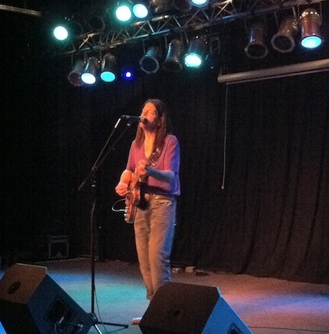 Grant Hart at The Waiting Room, June 30, 2011.