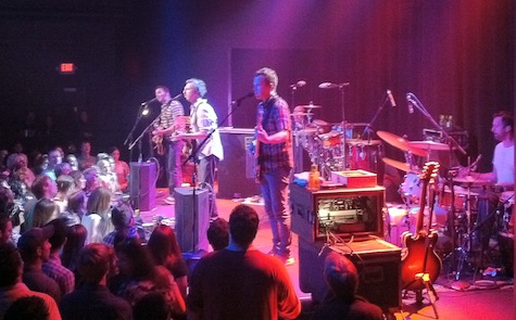 Guster at Slowdown, Oct. 12, 2010.