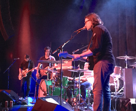 Healer at The Slowdown, May 15, 2015. The band plays tonight at O'Leaver's.