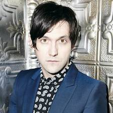 Conor Oberst's latest promo photo.