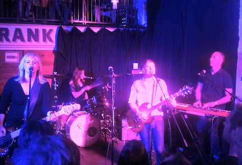 Imperial Teen at Frank, SXSW, March 16, 2012.