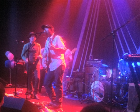 Jake Bellows & Co. at The Slowdown, June 8, 2012.