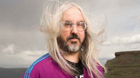J Mascis headlines tonight at The Waiting Room.
