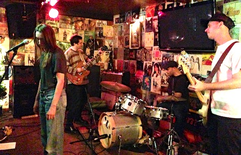 Joan of Arc at O'Leaver's, Sept. 18, 2013.