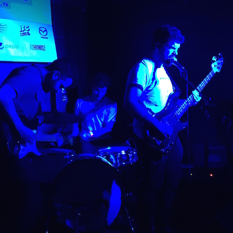 Krill at the 720 Club, March 19, 2015.