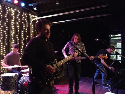 Ladyfinger at Slowdown Jr. Dec, 21, 2012.