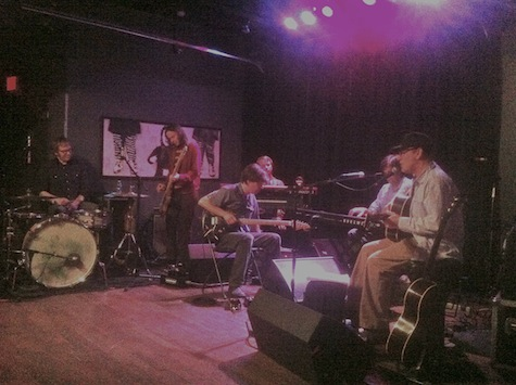 Lambchop at Slowdown Jr., April 27, 2012.