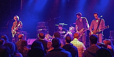 Lee Ranaldo and the Dust at The Waiting Room, Oct. 18, 2013.