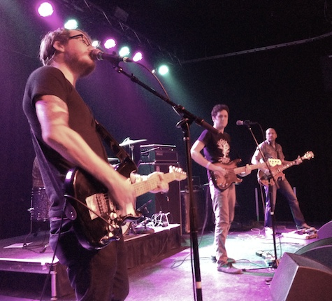 Little Brazil at The Waiting Room, July 19, 2014. The band is playing for free tonight at The Sydney.