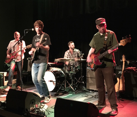 The Lupines at The Reverb June 3, 2015 -- the Big 50 benefit for Hear Nebraska.