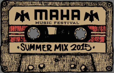 The Maha Music Festival is this coming Saturday, Aug. 15, at Stinson Park in Aksarben Village.