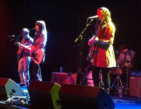 Maria Taylor at The Slowdown, Oct. 30, 2011.