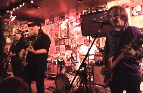 Matthew Sweet at fabulous O'Leaver's, July 30, 2014.
