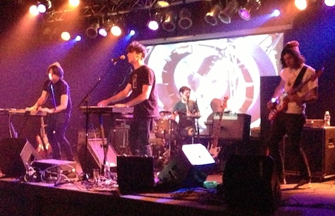 Maus Haus at The Waiting Room, Oct. 6, 2012.