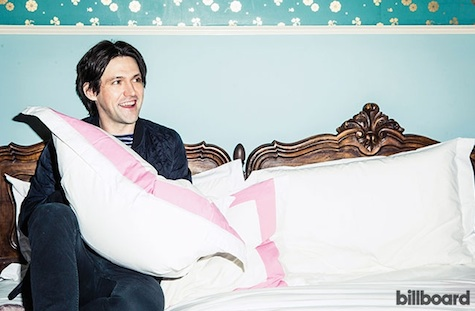 Conor Oberst in Billboard.