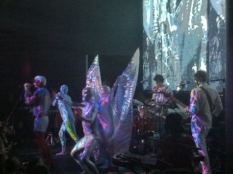Of Montreal at Slowdown, May 6, 2011.