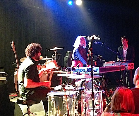 Operators at The Waiting Room, Aug. 28, 2014.