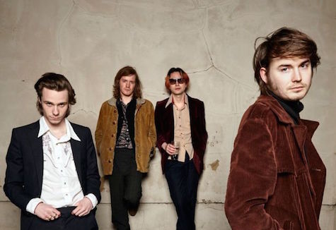 Palma Violets headline at The Waiting Room tonight...