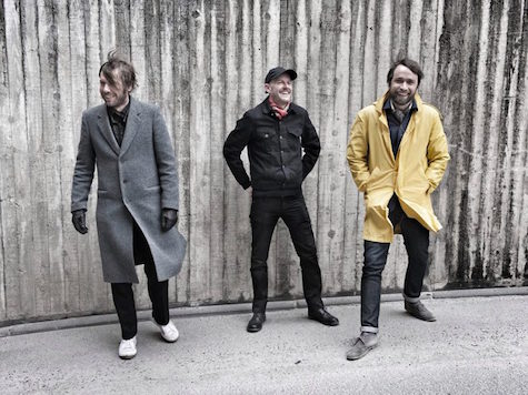 Peter Bjorn and John play The Waiting Room Sunday night.