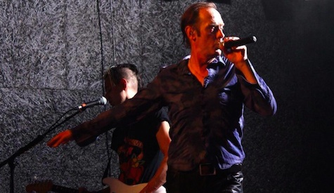 Peter Murphy will perform at The Waiting Room this Saturday night.