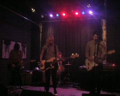 Bleeding Rainbow at Slowdown Jr., March 1, 2012.