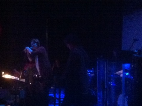 Cowboy Junkies at The Slowdown, April 19, 2012.