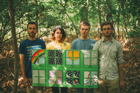 Pinegrove plays tonight at Milk Run.
