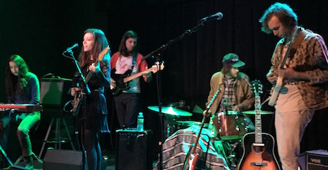 Quilt at Reverb Lounge, March 31, 2016.