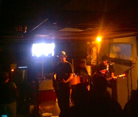 The Rebates at The Brothers Lounge, May 26, 2012.