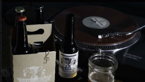 The Bar Stool Record Swap is happening at The Brothers Saturday starting at 4 p.m.