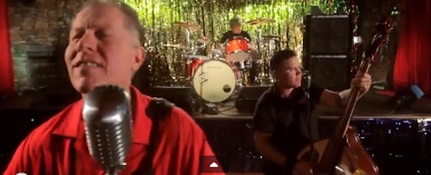 "A screen grab from ""Let Me Teach You How To Heat,"" the latest from The Rev. Horton Heat."