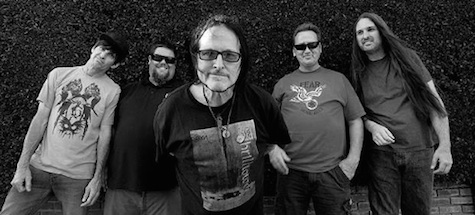 Rikk Agnew Band plays tonight at The Hideout.