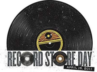 Record Store Day graphic