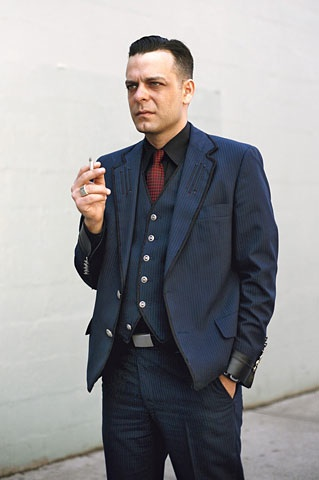 Interpol's Sam Fogarino