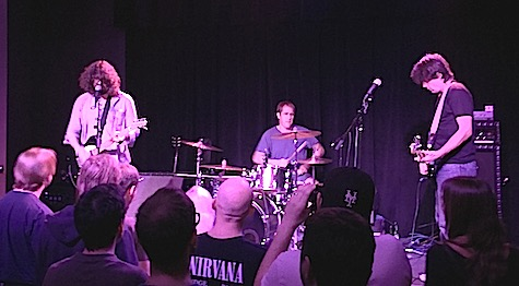 Sebadoh at Reverb Lounge, Sept. 28, 2014.