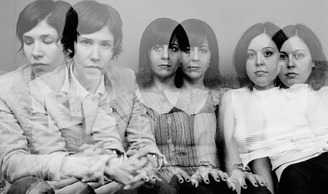 Sleater-Kinney plays a sold out show tonight at The Slowdown.