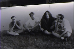Vintage Slowdown, from left, Caniglia, Maginn, Pedersen and Kasher.