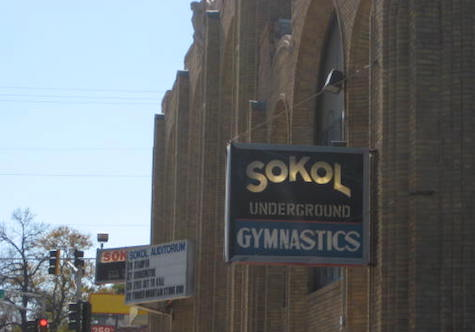 Sokol Underground used to be one of the smokiest venues in Omaha...