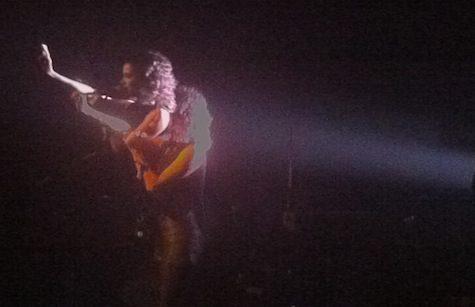 St. Vincent at The Slowdown, May 14, 2012.