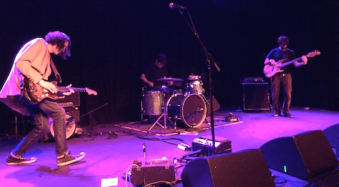The Sun-less Trio at The Waiting Room, Oct. 7, 2015.