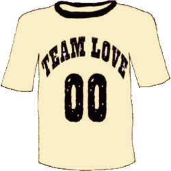 Team Love Records logo